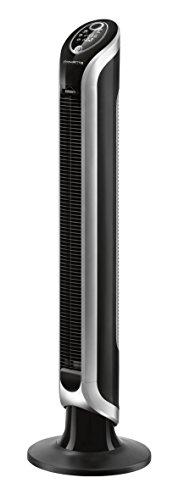 Oszillierender Turmventilator VU6670 Eole Infinite von Rowenta mit Timer und Anzeige der Raumtemperatur