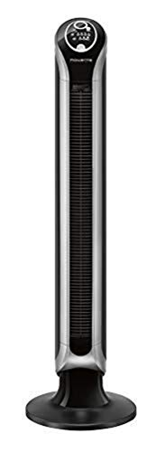 Rowenta VU6670 Eole Infinite Turmventilator, leise, 40W, Ventilator, 3 Geschwindigkeitsstufen
