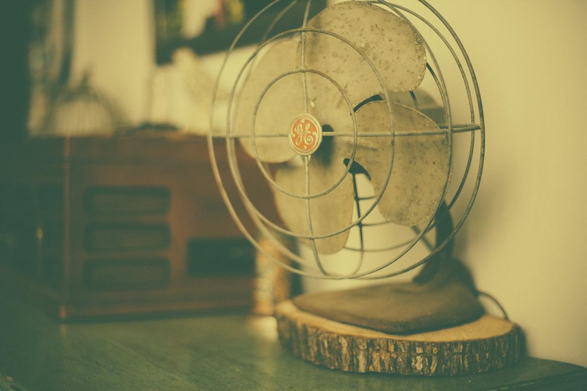 Gebrauchter Ventilator