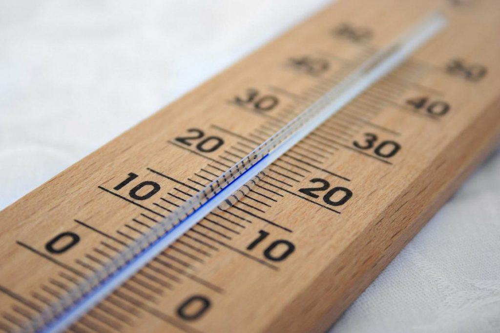 Die Temperaturen Steigen