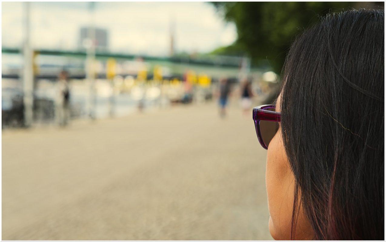 Heißer Sommertag