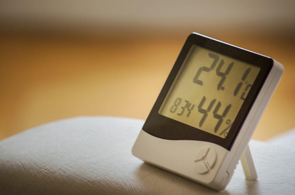 Temperatur Raum Thermometer